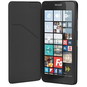 brand new c1171 6cf63 Details about Genuine Microsoft FLIP CASE Lumia 640 XL original smartphone  book cover shell