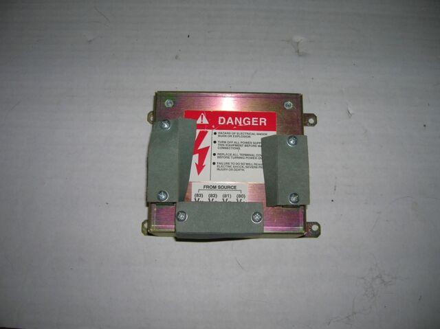 SQUARE D 3090 VPM-277-C1 POWERLOGIC VOLTAGE MODULE INPUT 288V OUTPUT 120V