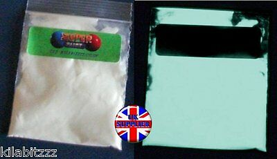 Glow in the dark White Glow pigment powder 20g