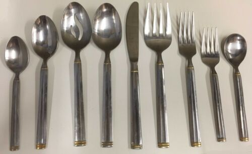 Tools of the Trade FOLSTER GOLD Stainless Flatware~Choice Piece~