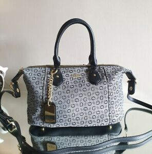 Guess Cross Body Bag with Tag - Black
