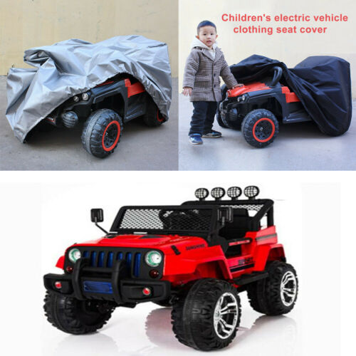 Car Cover Oxford Cloth Electric Vehicle Ride On For Kids With Elastic Band
