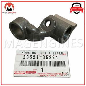 New Genuine OEM Part 33521-35221 Toyota Housing shift lever 3352135221