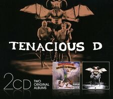 Tenacious D - Tenacious D/The Pick of Destiny [New CD] Germany - Import