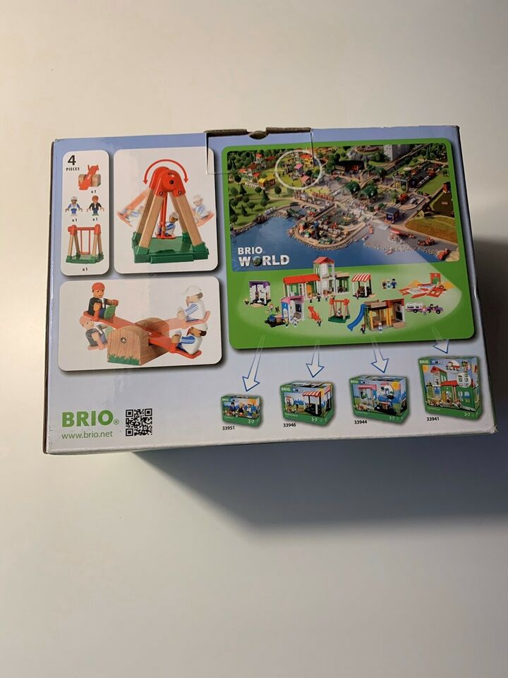 Andet legetøj, BRIO Playground 33948, BRIO
