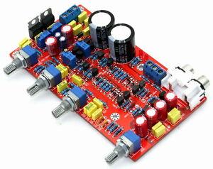 YJ-assembles-Tone-Board-preamp-board-base-on-Marantz-circuit