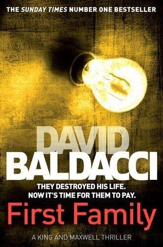 1 of 1 - DAVID BALDACCI __ FIRST FAMILY __ B FORMAT __ SHOP SOILED __ FREEPOST UK