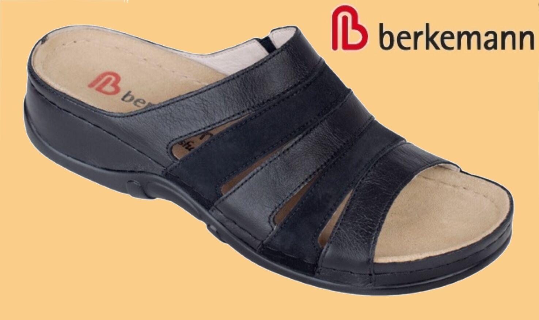 Berkemann TOP Pantoletten Hausschuhe Pantoffeln Sandalen TOP Berkemann SUPERWEICH Damen divGr 3f2b94