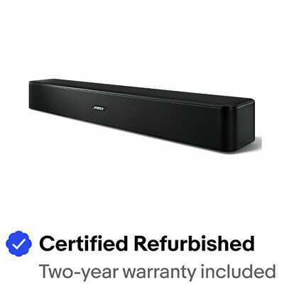 Bose Solo 5 TV Sound System, Certified Refurbished