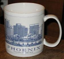 Starbucks PHOENIX Mug 18 oz 2007 Architect Architectural Series