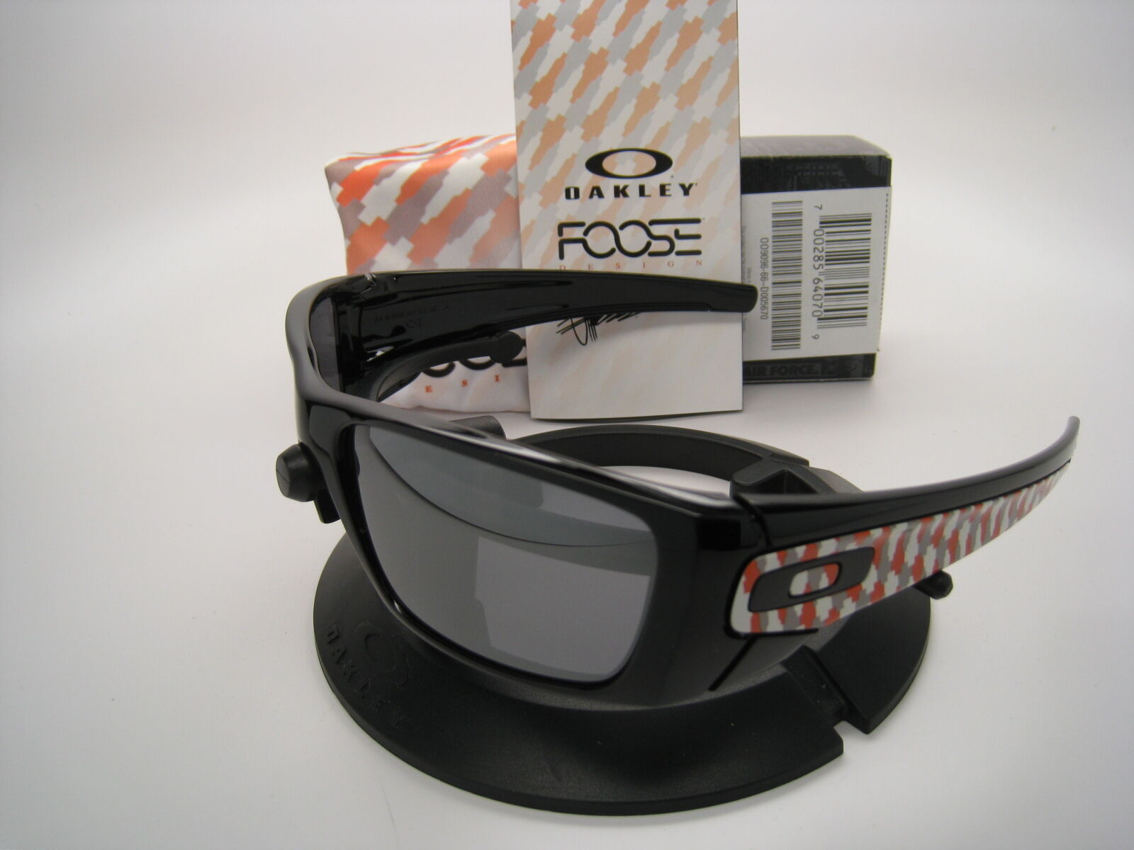 c3e6eae6b6832 Oakley Fuel Cell Special Edition – Southern California Weather Force