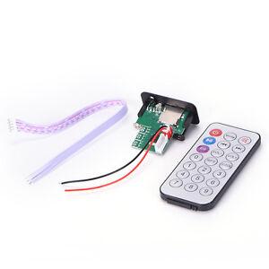 5-12V-MP3-Decoder-Board-Module-U-disk-TF-Card-USB-Amplifier-Speaker-Audio-EC