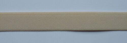 Support caoutchouc bande élastique 25 mm hautfarbig 5 M 0,90 €//M