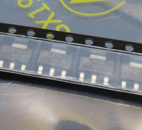 20x BCP56-16 NPN medium power transistor 80V 1A 1.5W On Semiconductor