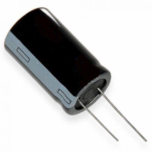 15uF 450V Condensatore Elettrolitico 105° 12,5x25mm