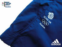 Adidas Team Gb Rio 2016 Olympics Elite Athlete Event Stadium Shorts Size 34