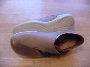Birkenstock-Footprints-Belamo-38R-L7-M-5-Beige-Gold