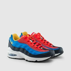 Details about NEW KIDS NIKE AIR MAX 95 NOW SNEAKERS AV2289 600-MULTIPLE SIZES