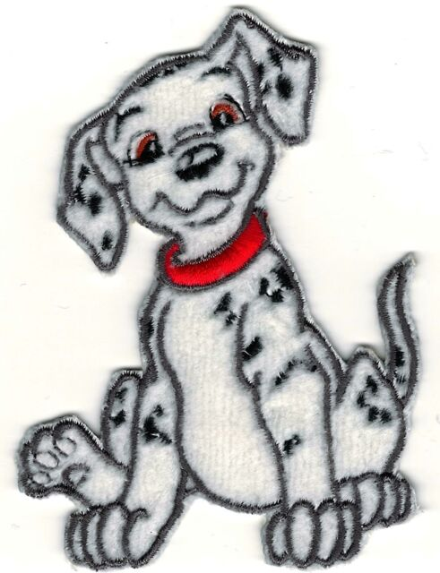 penny 101 dalmatians cartoon character full body embroidery patch ebay