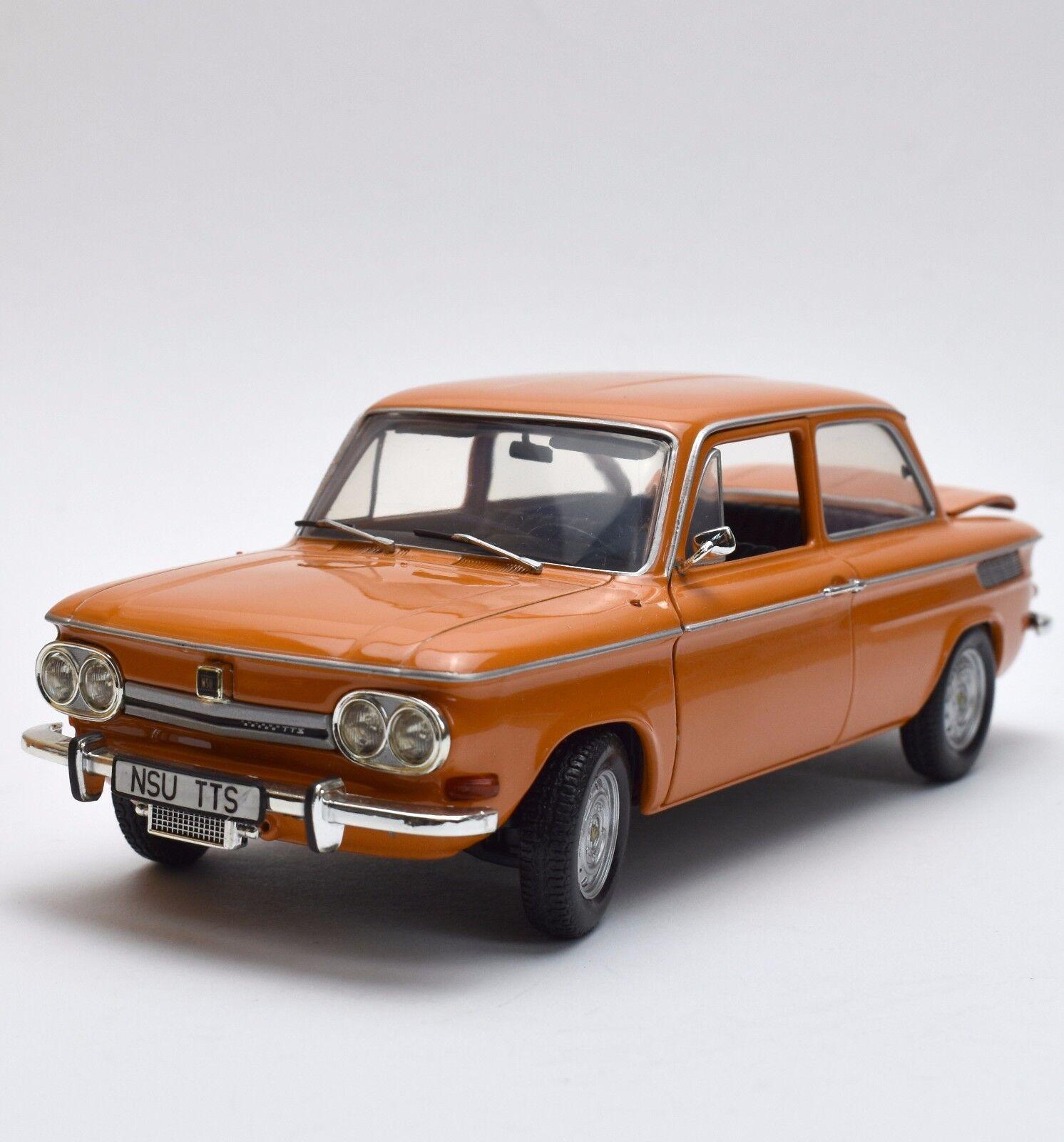 Revell 08413 NSU TTS príncipe Sport Coupe en arancia lacados, 1 18, embalaje original, k060