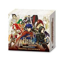 Fire Emblem Path of Radiance Nintendo WII Gamecube Soundtrack Import Japan 4cds