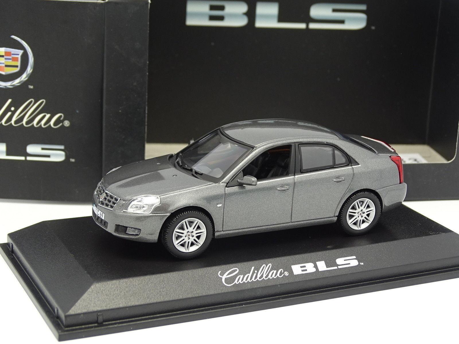 Norev 1 43 - Cadillac BLS grigio
