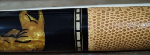 Custom Made To Order Cue Billiard Stick Inlay Inlaid Art One Kind Free Ship By9W