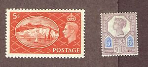 GB-GREAT-BRITAIN-287-VF-MLH-ETC-YLUJ20