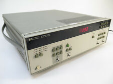 Hp 8131a High Speed Pulse Generator 500 Mhz