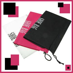 SET-OF-3-Shoe-Bags-Large-Bag-Gym-Sport-School-Bag-Footy-BackPack-Travel