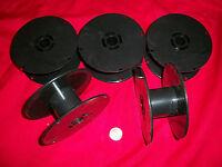 12 4 Empty Plastic Wire Spools Bobbins 2lb Wire Spool Cord Ribbon Crafts