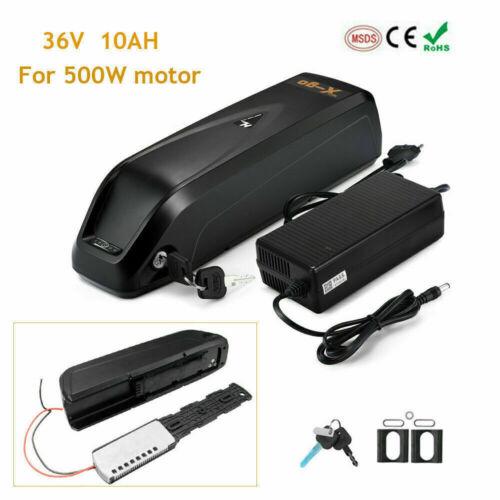 Bicycle Ebike lithium li-ion Battery 24V 36V 48V 10Ah 20Ah 1500W 350W 500W 1000W