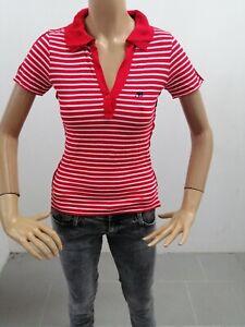 Polo-ARMANI-JEANS-Donna-Taglia-Size-40-Sweater-Woman-Pull-Femme-Maglia-P-7292
