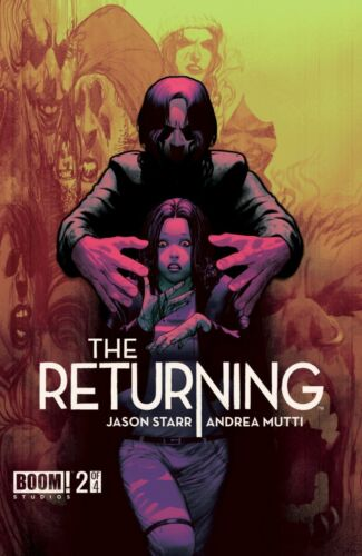 #2 OF 4 VF//NM BOOM! 2014 THE RETURNING