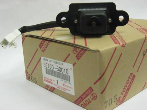 GENUINE LEXUS LS 430 2004 MODEL   8679050010  CAMERA ASSY 86790-50010 !
