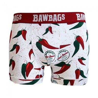 Bawbags Cool De Sacs Tiger Boxer Shorts
