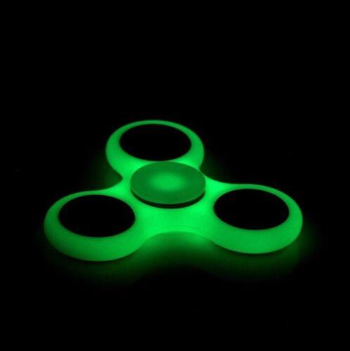 Spinner Glow In The Dark White