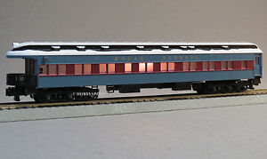 Lionel American Flyer Polar Express Observation Car S Gauge Train