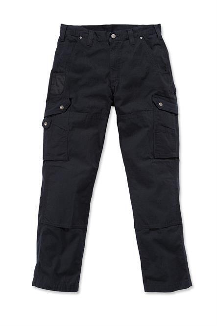 Carhartt Workwear B342 Ripstop Cargo Pantaloni Pant black men Lavgold W40 L32