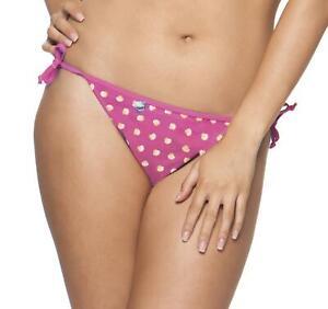 Damenmode Gerade Curvy Kate Seashell Tie Side Bikini Brief Sorbet8-18-cs1315 Womens