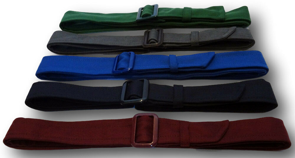 Traditional School Uniform Gymslip Belts In a Range Of Colours /& Adult Sizes