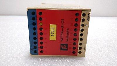 FUCHS WE 77//EX-SH-04 15673 PEPPERL