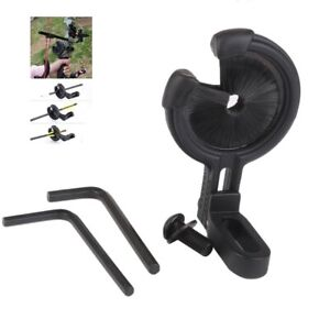 hooting-Arrow-Rest-Brush-Compound-Bow-Outdoor-Hunting-Archery-Safety-Set-Black
