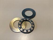 Consolidated Bearing THRUST BALL BEARING 51109 P//6