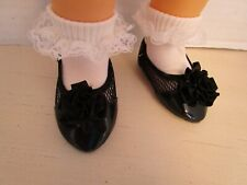 CABBAGE ROSE WHITE SPECIALTY SHOES Fit Chatty Cathy FREE SHIPPING