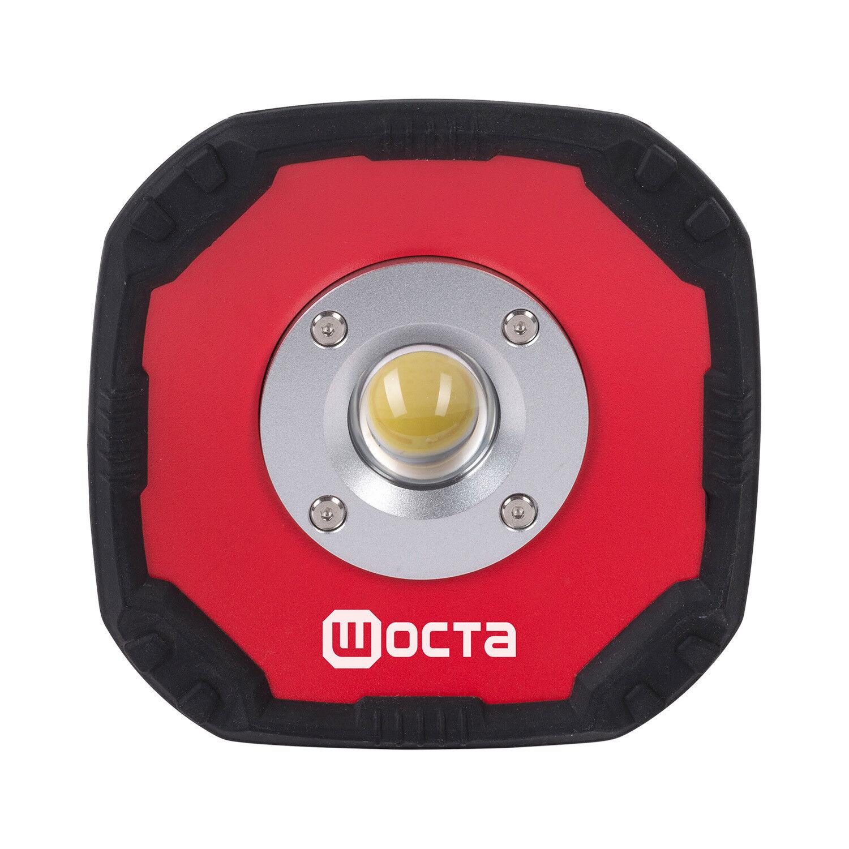 Wocta LED-Flutlicht 10 Watt Werkstattlicht Arbeitsleuchte Scheinwerfer mit Akku   Attraktives Aussehen    Nicht so teuer    Ausgezeichnet