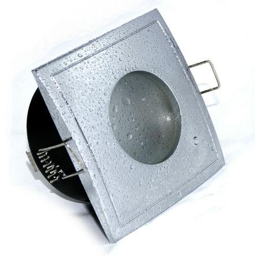 Débord//feuchtraum installation feux Aqua-square ip65 7w LED variateur A
