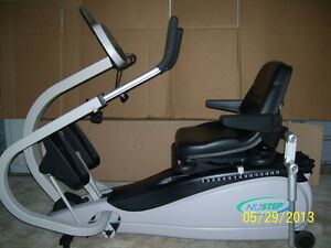 Nustep Trs 4000 Recumbent Cross Trainer Stepper Rehab Exercise