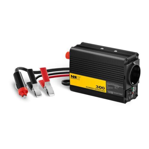 Convertisseur de tension 12 V 300 600 W Inverter Inverter 230 V chargeur voiture NEUF
