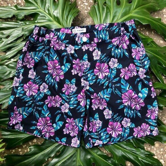 Mossmann Tailored Swim Trunks Shorts Floral print - image 4